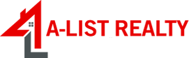 A-List Realty  |  Call us Today (732) 339.4701 Logo